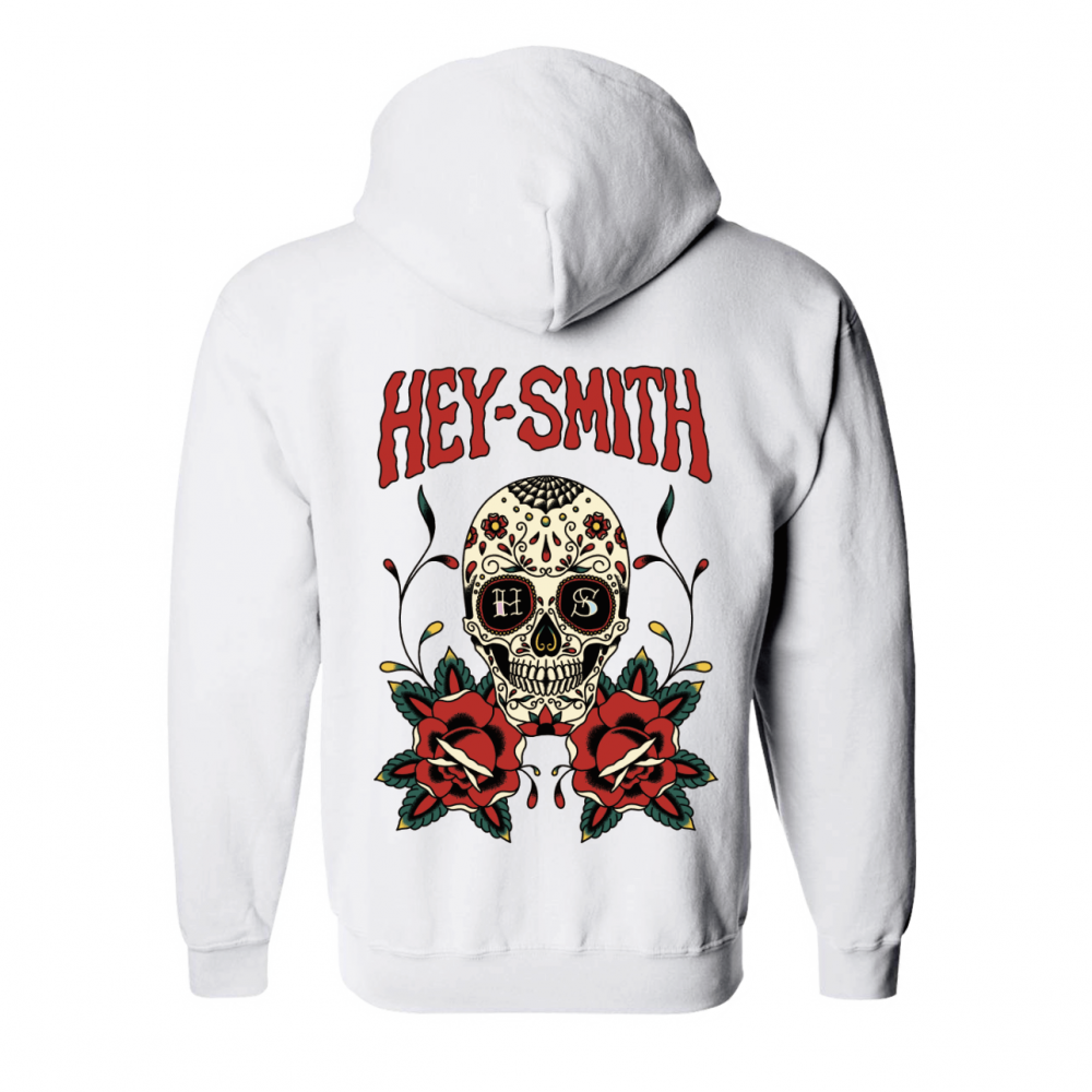 【HEY-SMITH】MEXICO zip-up hoodie ※受注生産