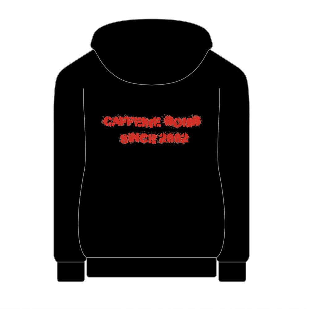 【CAFFEINE BOMB】2020 CB Zip-Up Hoodie