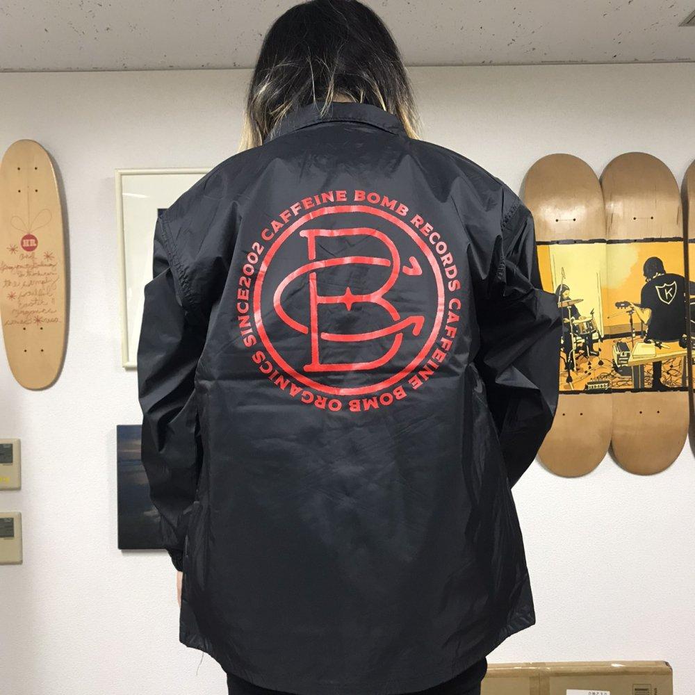 【CAFFEINE BOMB】2020 CB Coach Jacket
