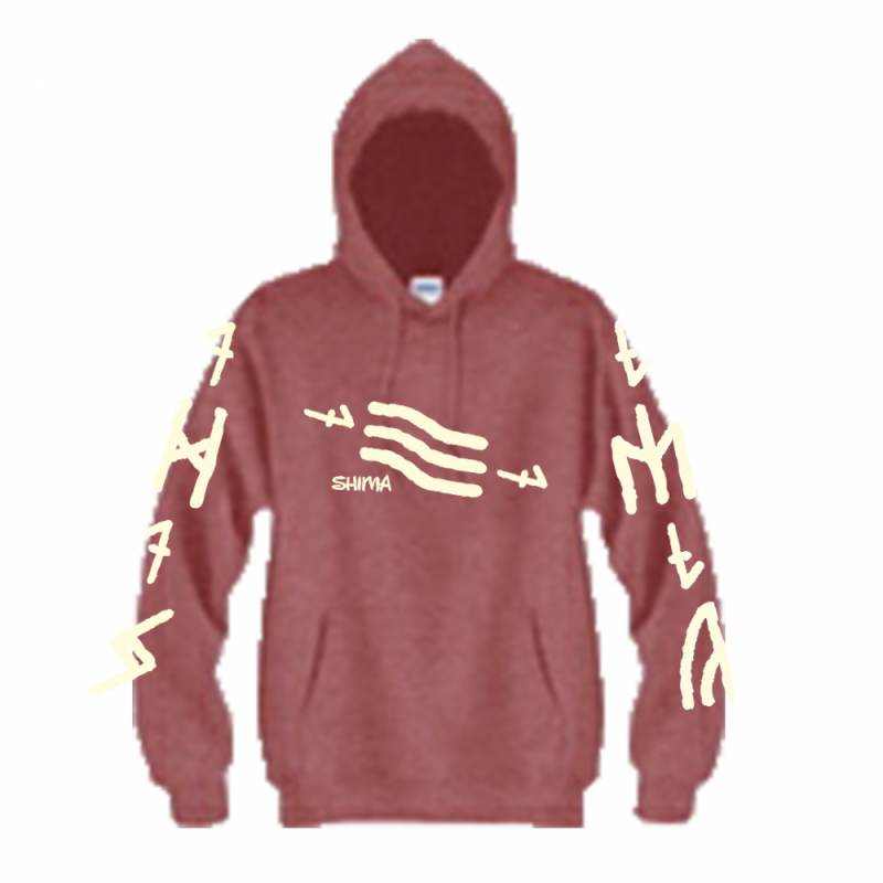 【SHIMA】2020 Pullover Hoodie