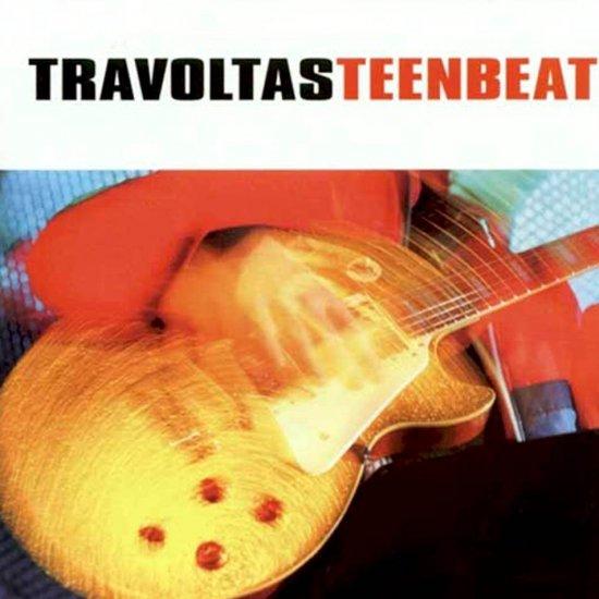 【THE TRAVOLTAS】TEEN BEAT【LP】