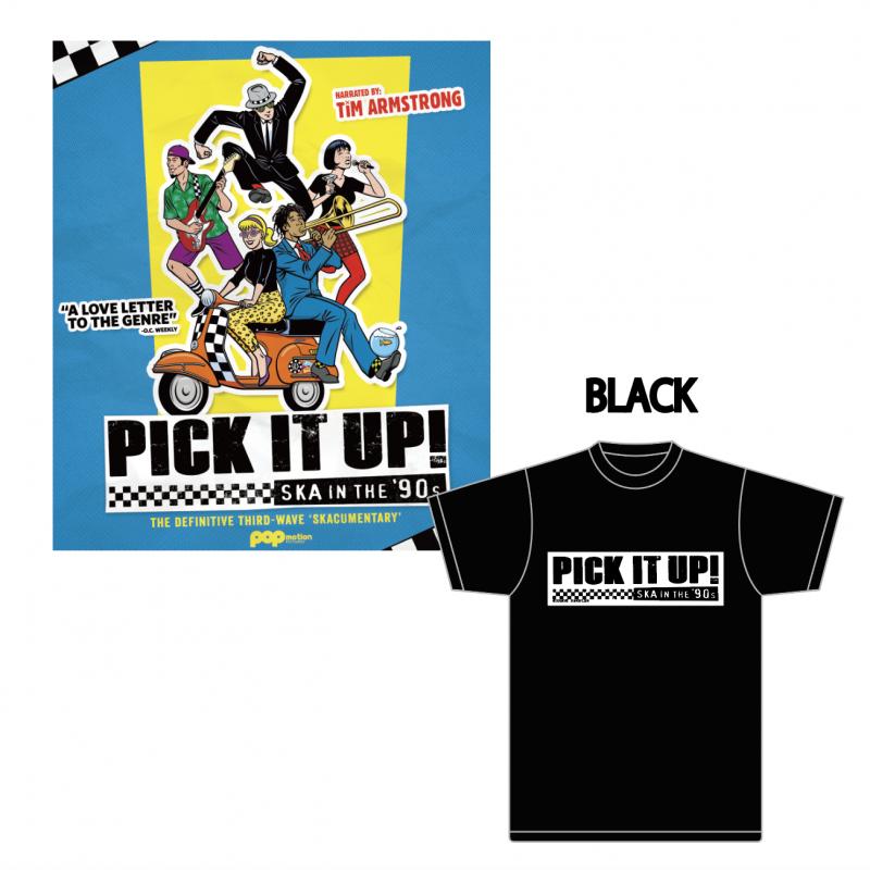 PICK IT UP!【DVD&Tシャツセット】