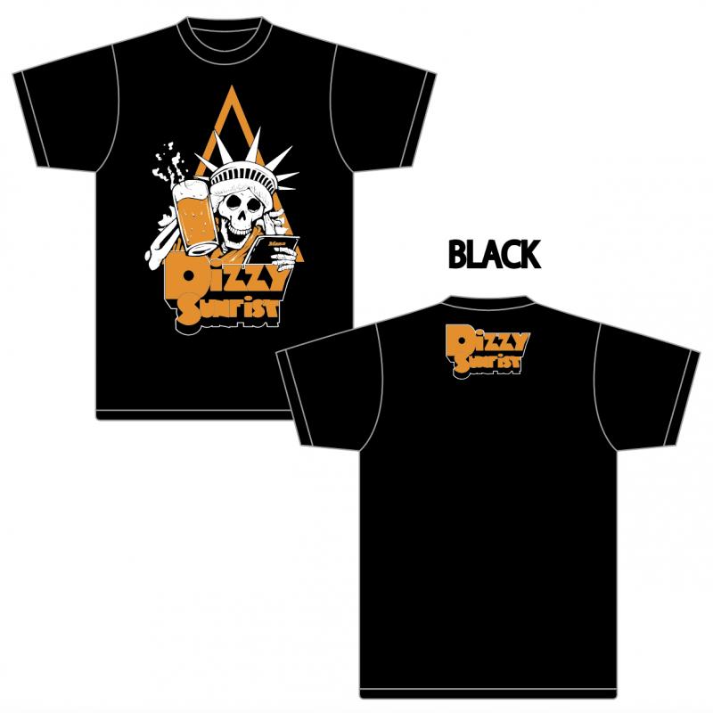 【Dizzy Sunfist】SKULL Cheers T-shirt