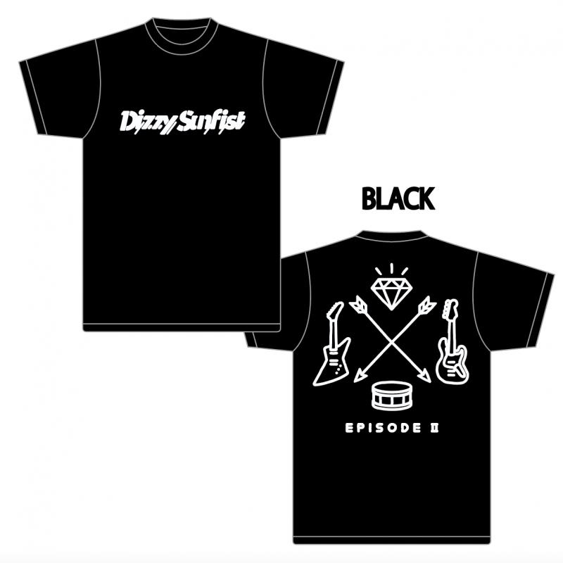 【Dizzy Sunfist】EPISODE � T-shirt