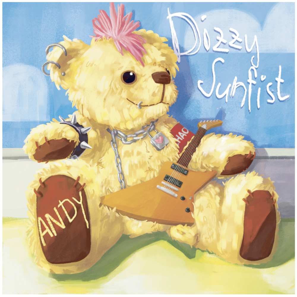 【Dizzy Sunfist】3rd Single 「ANDY」 SPECIAL SET【完全数量限定版】