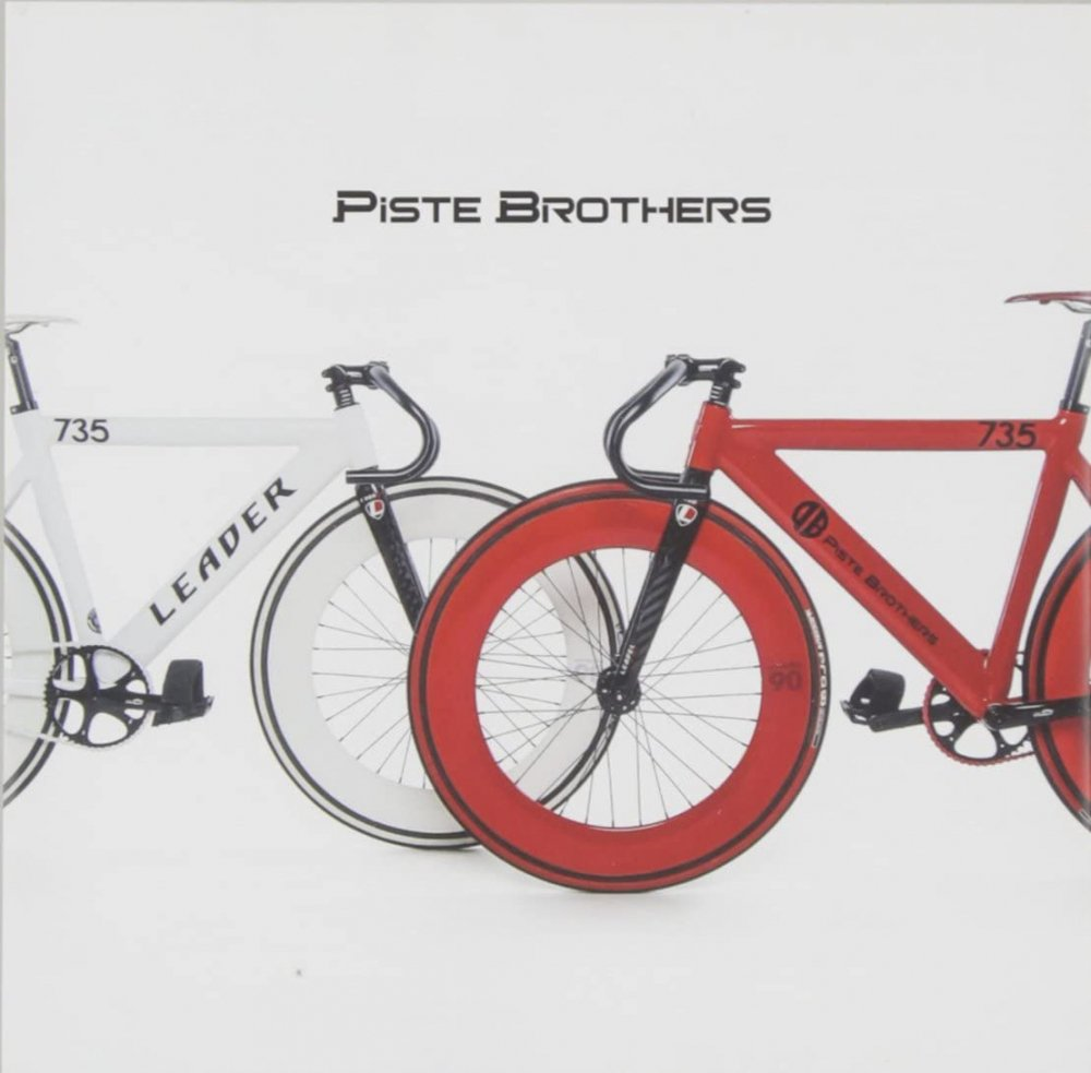 【PiSTE BROTHERS】PiSTE BROTHERS