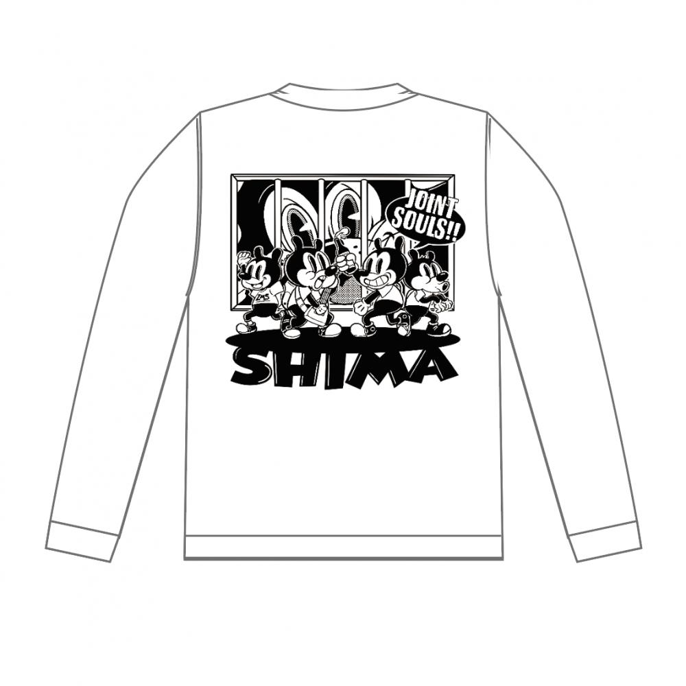 【SHIMA】JOINT SOULS ロンT
