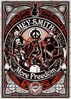 【HEY-SMITH】More Freedom【Blu-ray】