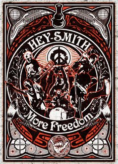 【HEY-SMITH】More Freedom【Blu-ray】