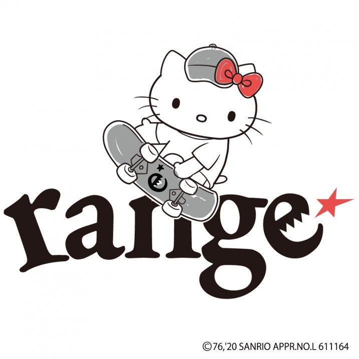 Hello Kitty skate s/s tee
