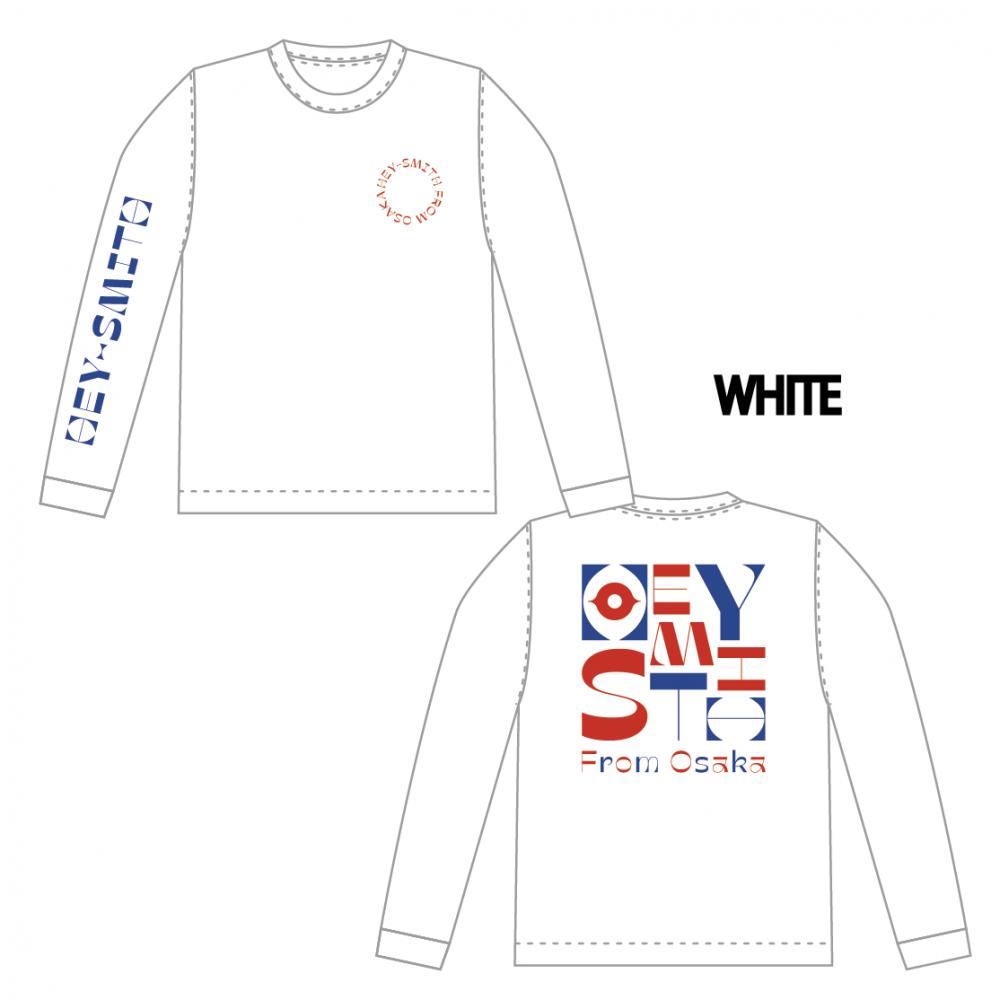 【HEY -SMITH】FROM OSAKA ロンT