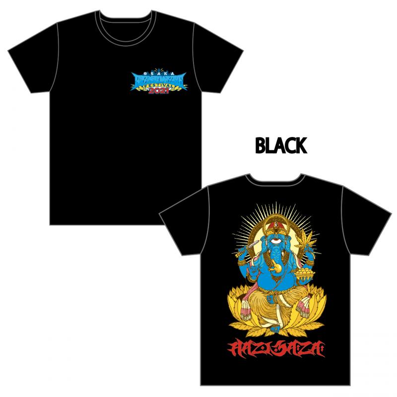 【HAZIKETEMAZARE 2021】オフィシャルTシャツB