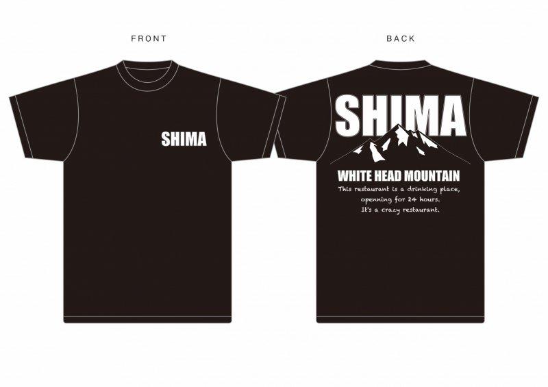 【SHIMA】WHM Tシャツ