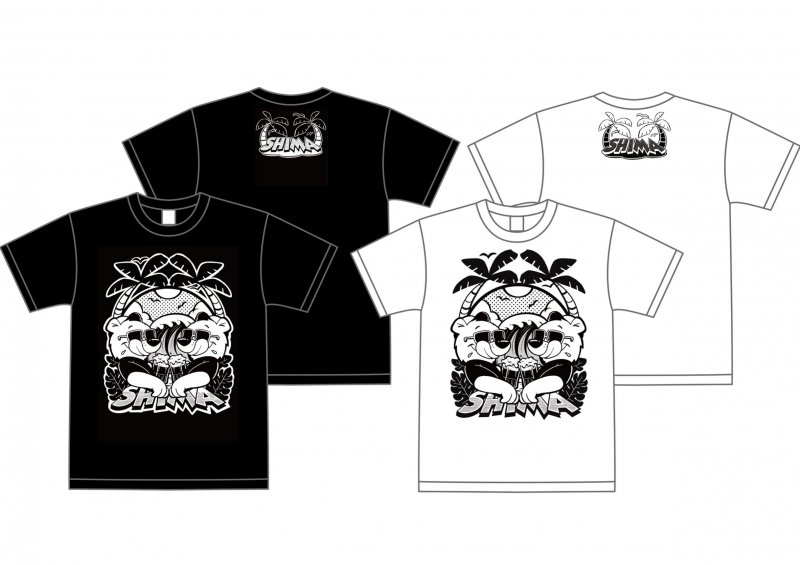 【SHIMA】ISLAND Tシャツ
