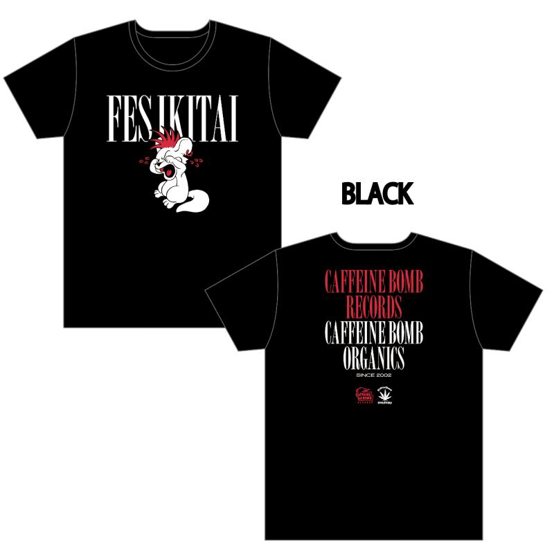 【CAFFEINE BOMB】FES IKITAI-T C