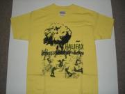 HALIFAX WAR Tシャツ