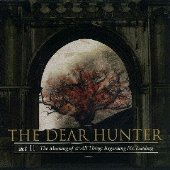 【THE DEAR HUNTER】Act II : The Meaning of, & All Things Regarding Ms.Leading