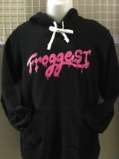 【FROGGEST】POPロゴHOODIE(pull over)