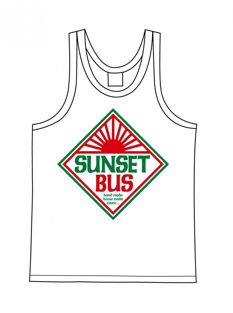 【SUNSET BUS】Sunriseタンクトップ