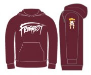【FROGGEST-メタル】pul over hoody