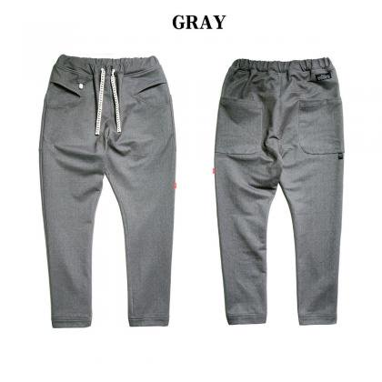 QUOLT[MARKTE PANTS]GRY