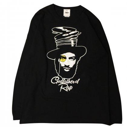 GKCY[[Godfather Of Rap ロンTee]BK