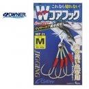 オーナー 【owner】 ワイヤーコアフック WF-21