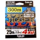 SUNLINE【サンライン】 SaltiMate PEジガー ULT 4本組 300m