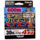 SUNLINE【サンライン】 SaltiMate PEジガー ULT 4本組 600m
