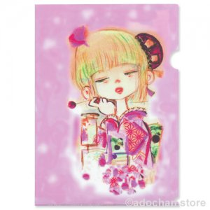 <img class='new_mark_img1' src='//img.shop-pro.jp/img/new/icons57.gif' style='border:none;display:inline;margin:0px;padding:0px;width:auto;' />限定クリアファイル(おいらん)