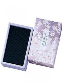 宇野千代のお線香 淡墨の桜 200g 【日本香堂】