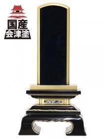 【会津位牌】春日 上塗 (2.5寸〜6.0寸)