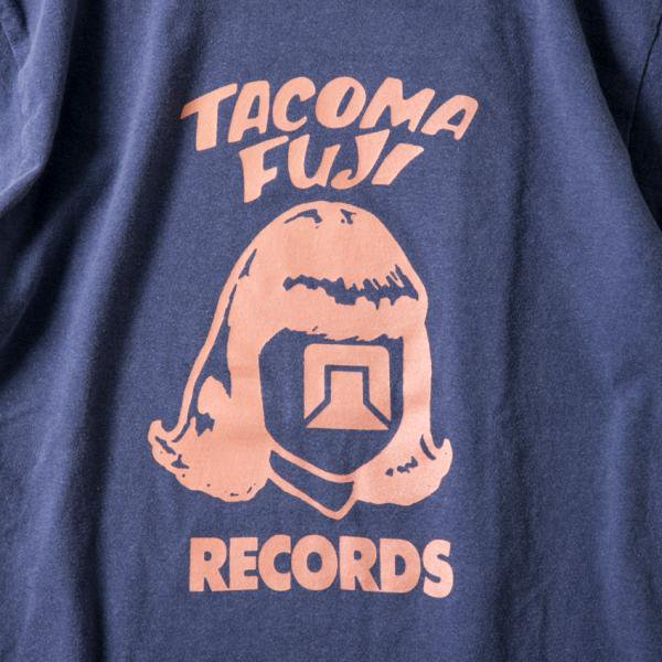 TACOMA FUJI RECORDS LOGO '16 designed by Tomoo Gokita