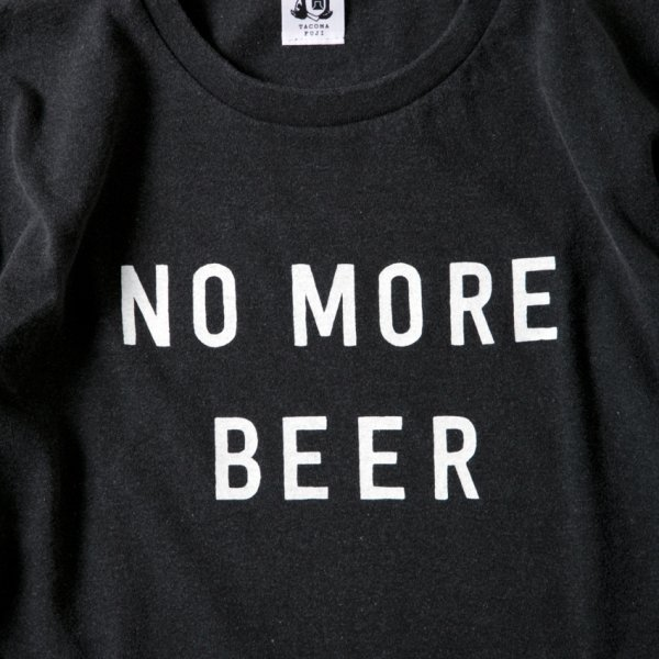 NO MORE BEER designed by Noriteru Minezaki