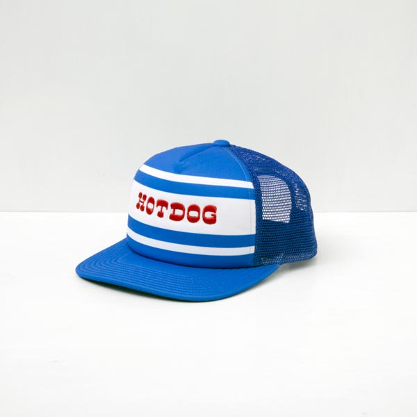 HOT DOG cap designed by Shuntaro Watanabe