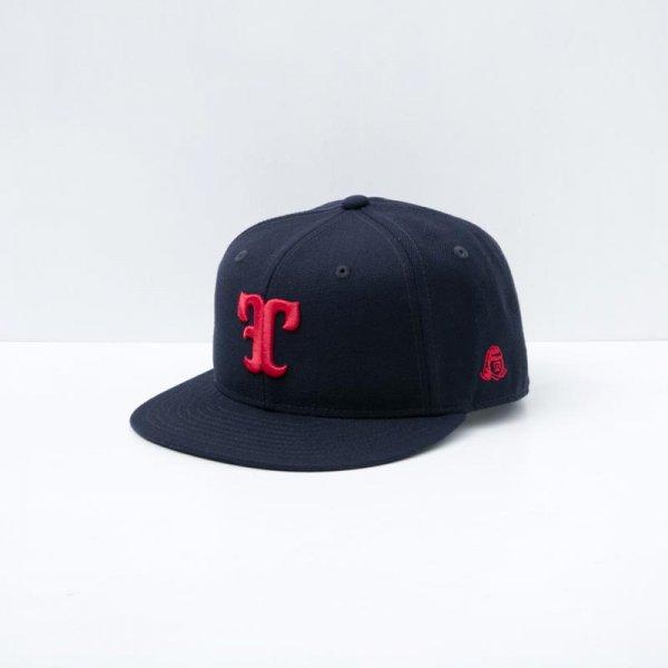 EMBLEM BASEBALL CAP designed by Shuntaro Watanabe