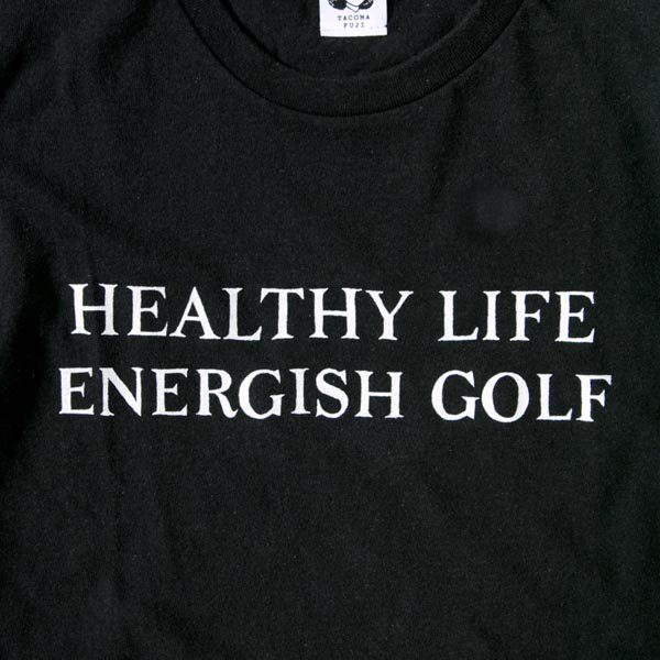 ENERGISH GOLF (A) Re-Designed by TACOMA FUJI RECORDS
