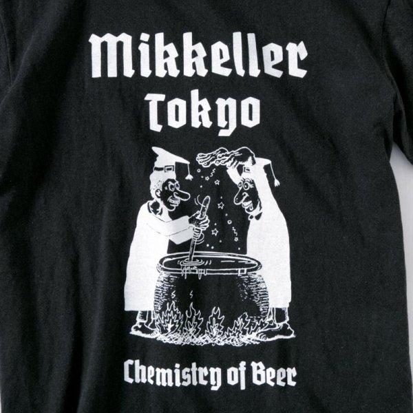 Mikkeller Tokyo (chemistry of beer) designed by Jerry UKAI
