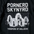 "PORNERD SKYNYRD ""TROOPERS OF BLLOCKS"" (LIMITED EDITION) designed by Hiroshi Iguchi"