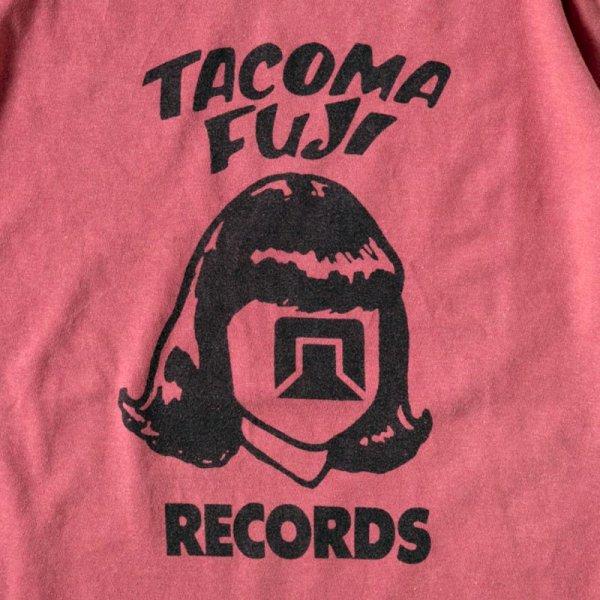 TACOMA  FUJI RECORDS LOGO 17 designed by Tomoo Gokita