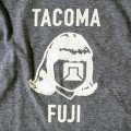 TACOMA  FUJI LOGO MARK '17 designed by Jerry UKAI & TACOMA FUJI RECORDS