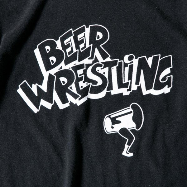BEER WRESTLING designed by Tomoo Gokita