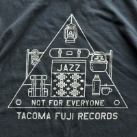 TACOMA JAZZ TEE designed by Jerry UKAI