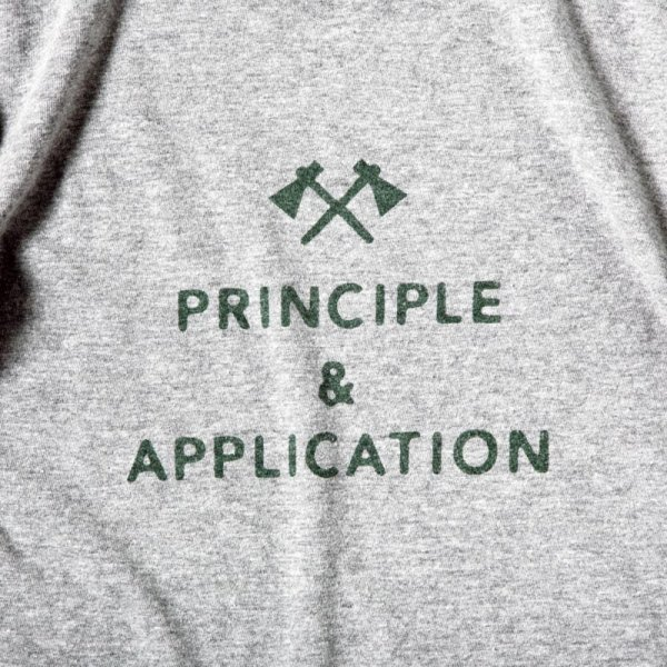 PRINCIPLE & APPLICATION designed by Jerry UKAI