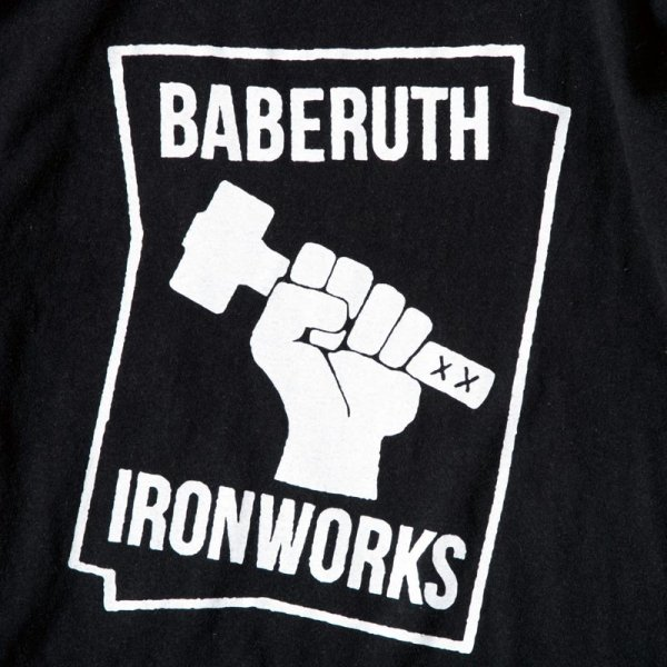 BABERUTH IRONWORKS designed by Jerry UKAI