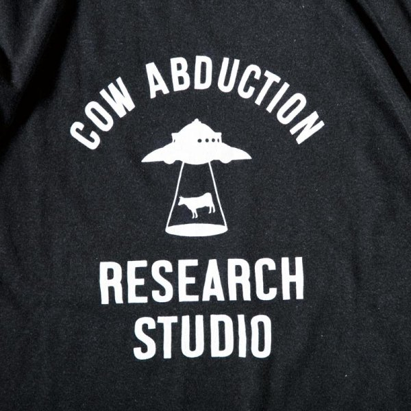 COW ABDUCTION RESEARCH STUDIO designed by Jerry UKAI