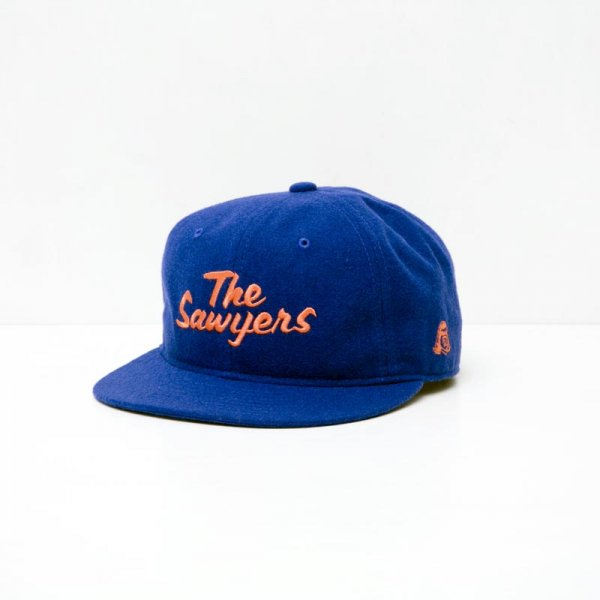 THE SAWYERS CAP designed by Tomoo Gokita