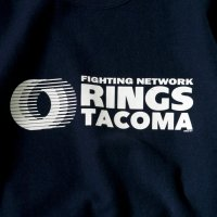 RINGS TACOMA SWEAT (12oz) re-designed by Jerry UKAI