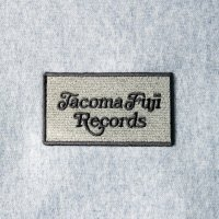 TACOMA FUJI RECORDS PATCH HOODIE designed by Shuntaro Watanabe