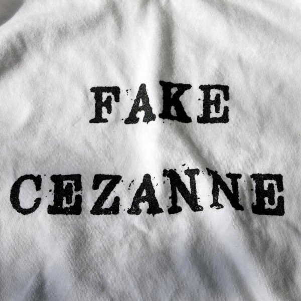 FAKE CEZANNE designed by Tomoo Gokita